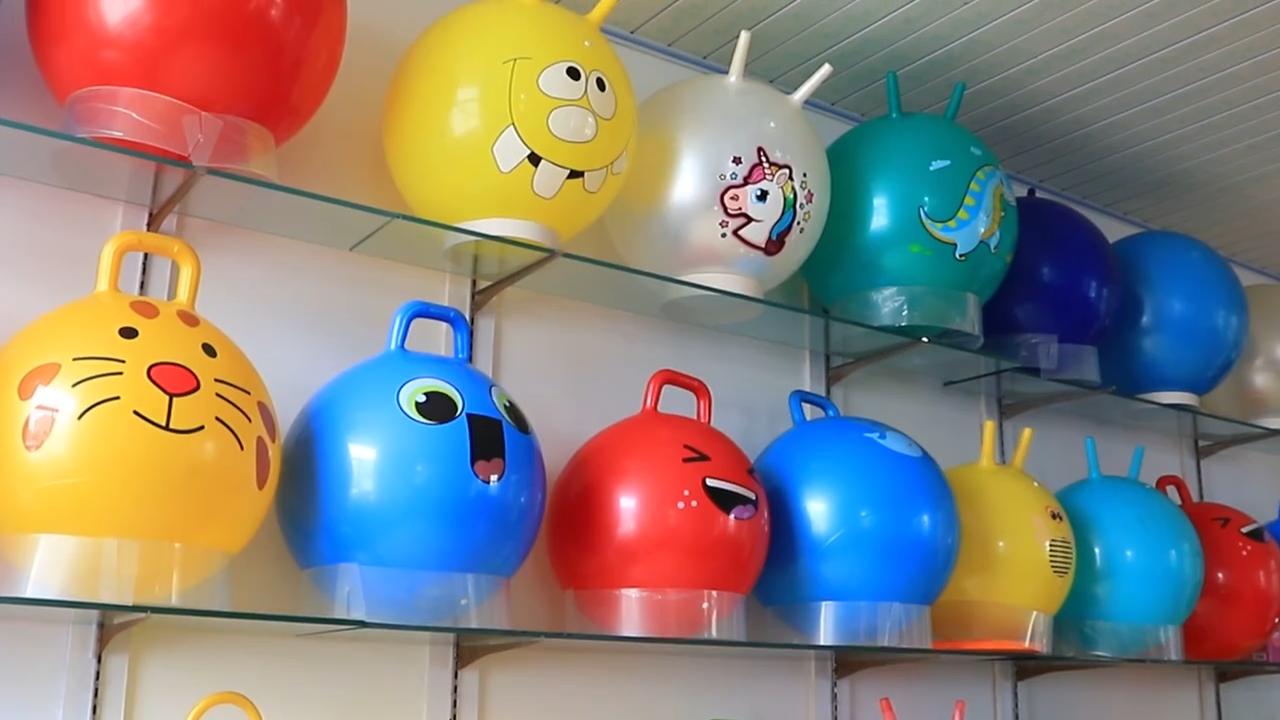 Baratos promocionais brinquedo inflável 6 polegadas mini pvc basquete