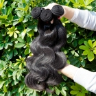 Unprocessed Raw weave 100% Human brazilian body wave virgin cuticle aligned hair , 9a human hair body wave bundles