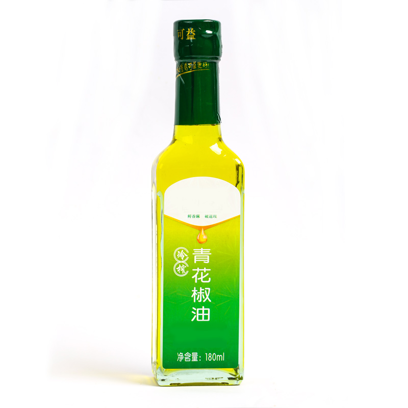Factory Wholesale High Quality Ready Made Base Liquid Green Cone Pepper Single Spices