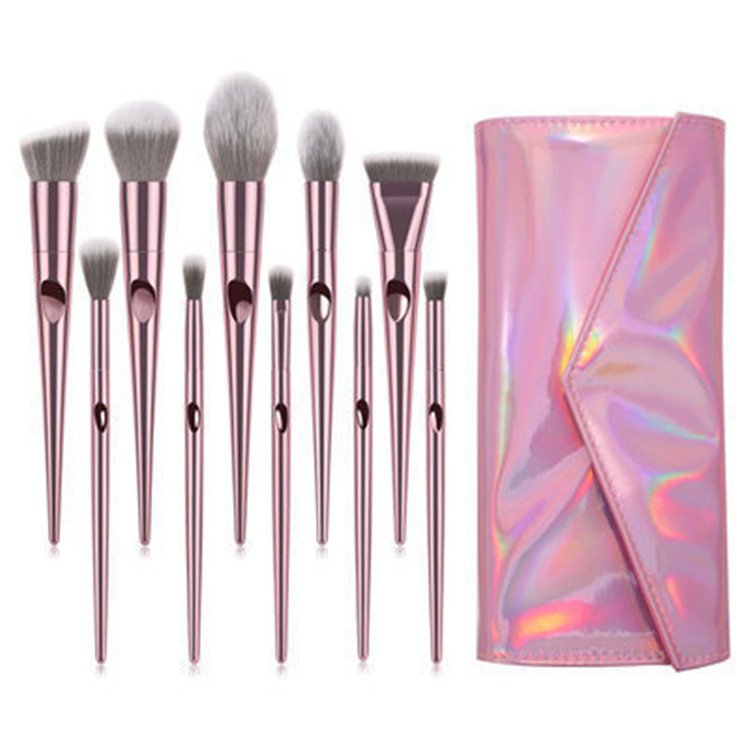Oem bulk <strong>high</strong> <strong>quality</strong> <strong>makeup</strong> <strong>brushes</strong> 2020 make up beauty custom logo from professional <strong>makeup</strong> <strong>brush</strong> set factory