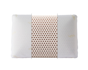 50*30*7/10 cm anti mite and antibacterial home latex pillow