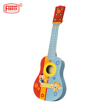 (High) 저 (Quality 교육 Baby 뮤지컬 Toy Bass Toy Good Price 와 <span class=keywords><strong>나무</strong></span> Guitar Toy