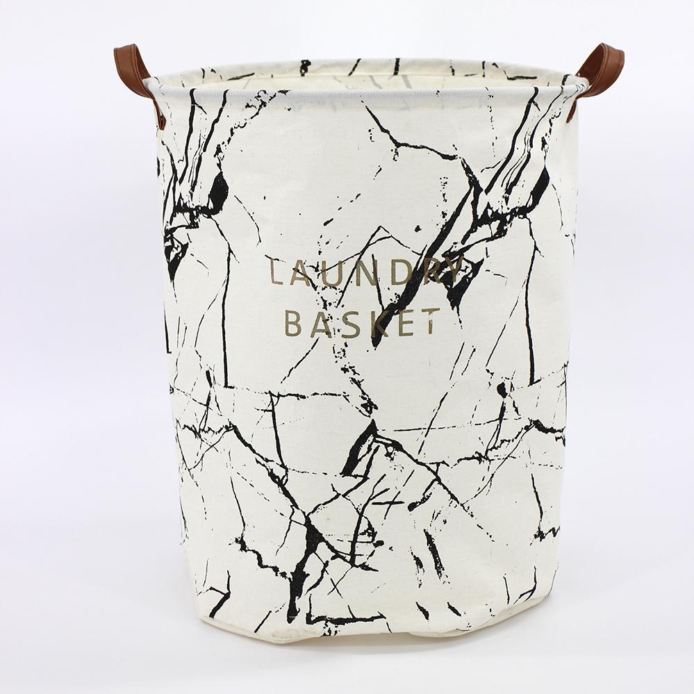 Tela de bolsa de ropa cestas con imagen de dibujos animados para Niños