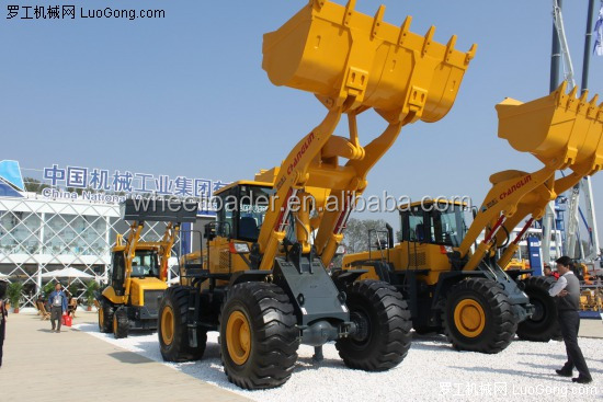 CHANGLIN 967H 6 ton mini Shovel Wheel Loader Price