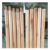 Factory Wholesale cheap natural wood broom stick wooden broom handle with varnish