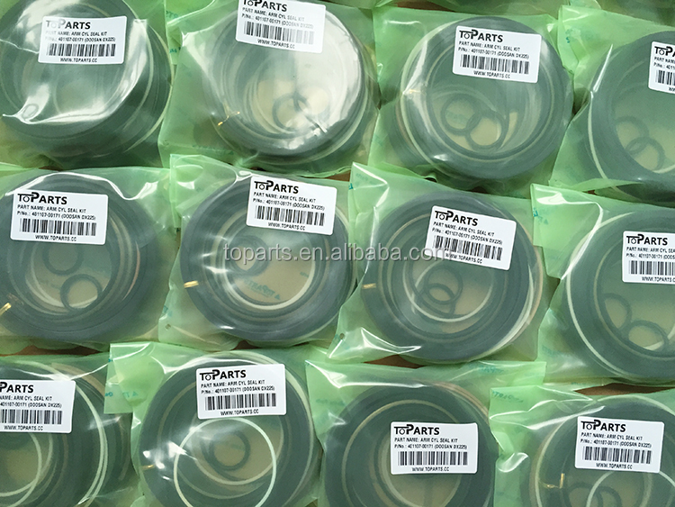 6159-K2-9900 Engine gasket kit SAA6D125E-3K-8W for PC450LC-7 PC400-7 Excavator engine parts
