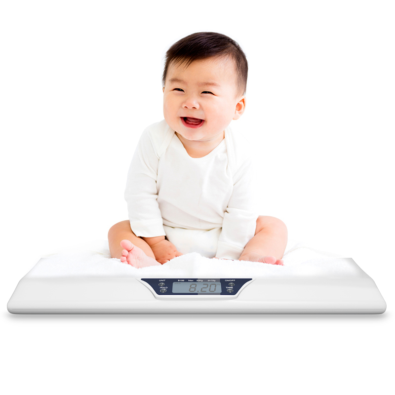 Big Screen Home Electronic Mini Multi-function Pet Weight Scale Smart Baby Electronic Scale