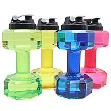 Hot Selling 2L 2.2L Custom Logo <span class=keywords><strong>Water</strong></span> Fles Gewichten Grote Plastic Halter Vorm Sport Shaker Fles <span class=keywords><strong>Water</strong></span> Met Handvat