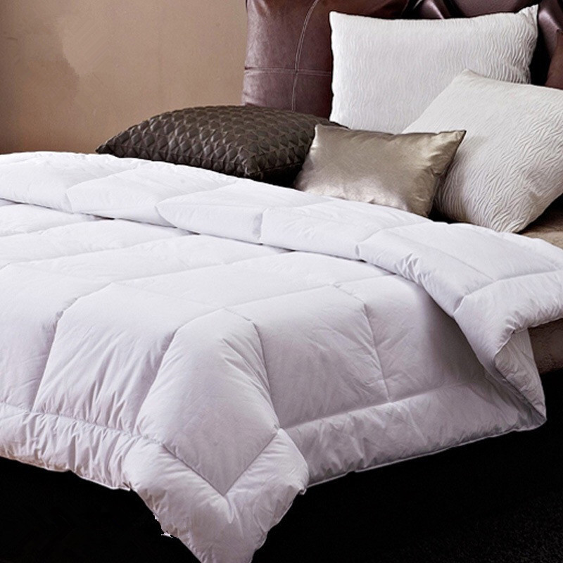 Wholesale amazon hot  bedding products high quality luxury 100% cotton duvet/quilt