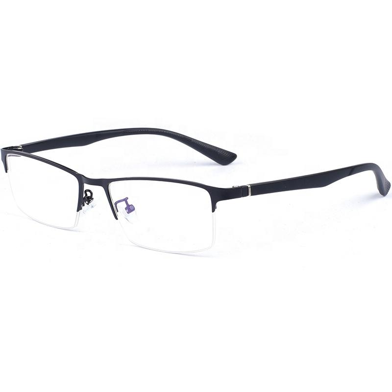 Titanyum çerçeve gözlük okuma gözlüğü gözlük camı çerçeveleri erkekler için