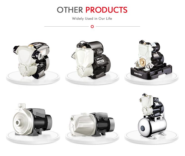 Druck booster pumpe landwirtschaft maschine automatische haushalts pumpe