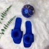 Blue-ball-fur set