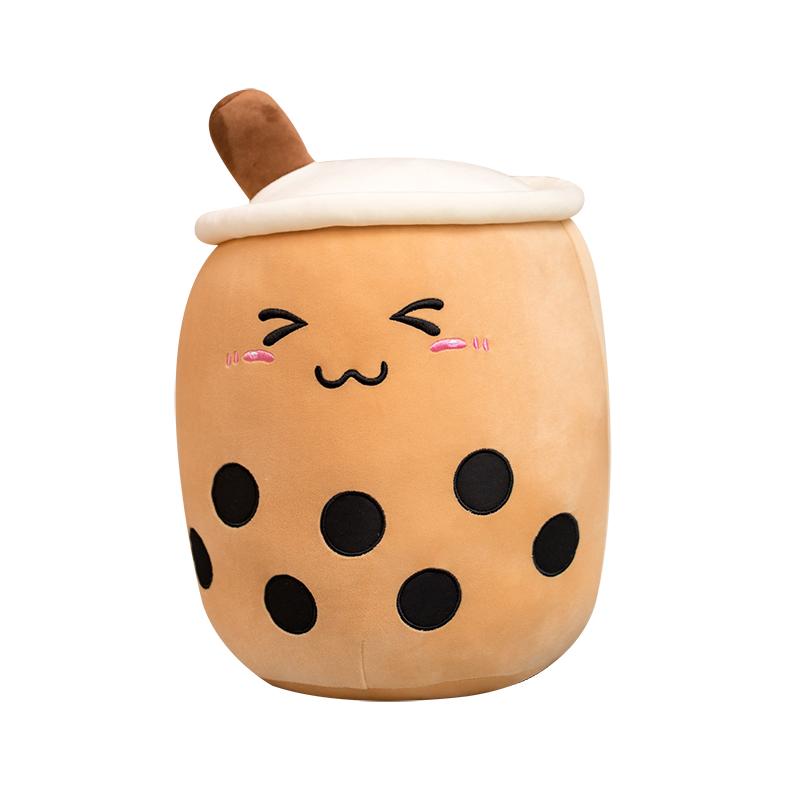 24 см, 35 см, 50 см, 70 см, креативная имитация boba, плюшевая игрушка, милая забавная мягкая подушка для чашки с молочным чаем