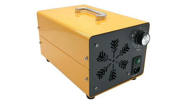 5g/hr HEPHIS Portable Ozone Generator O3 Generator 0-90 mins Timer  Control  Ozono Lavanderia Vapor Ozono