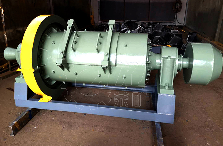 Low price wet type diesel engine MQG600x1200 gold grinding small ball mill for sale