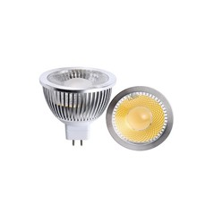 Luz do dia Lâmpada LED Spotlight MR16 <span class=keywords><strong>AC</strong></span>/DC 12v Gu5.3
