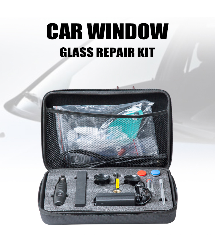Professional Car Window Glass Repair Kit Car Windshield Repair Tool