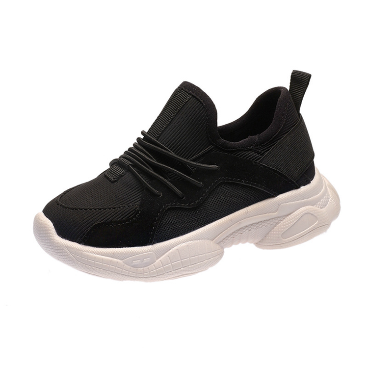 Baskets Jordan Pour Enfants Volants En Tricot Décontracté Chaussures Doublure Enfant Pu Cuir Athlétique Avec Des Lumières D'été 2020 Garçons Rue