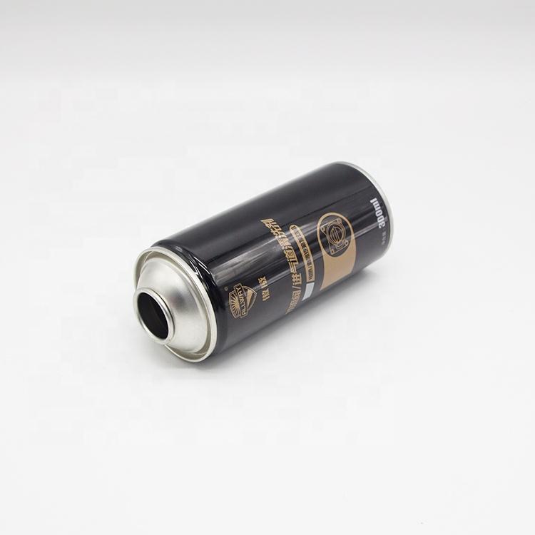 Dia.65mm empty aerosol spray tin can manufacturer in Guangzhou China
