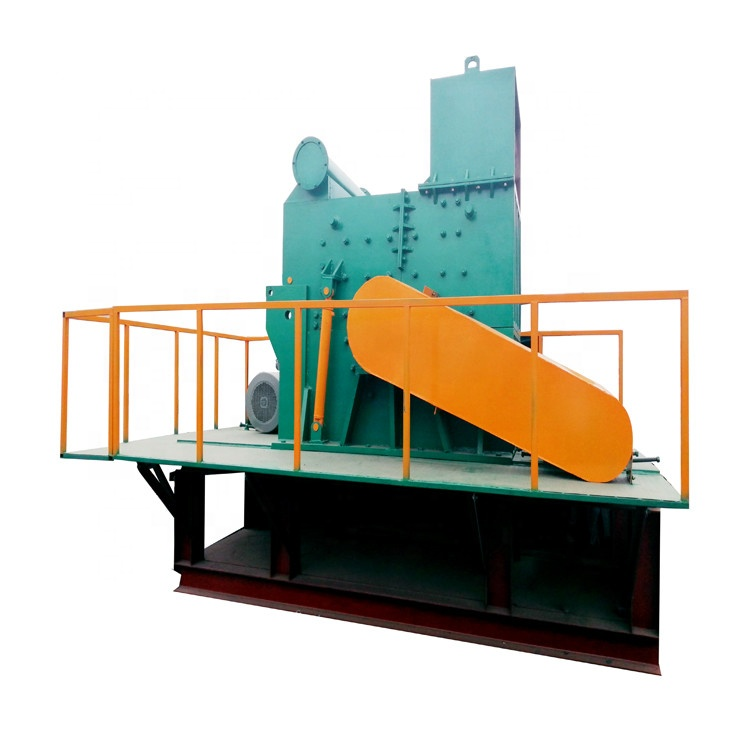 <strong>Scrap</strong> Metal Recycling Single Shaft Shredder Machine