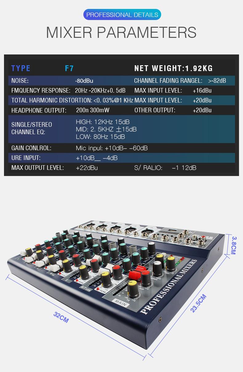 Nouveaux produits mini Musique productiont mélangeur sonore mikser console contrôleur midi dj massage pistolet musculaire