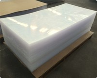 High quality acrylic plexiglass sheet with Rubber edge