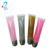 OEM/ODM Private label shiny clear shimmer gold lip gloss