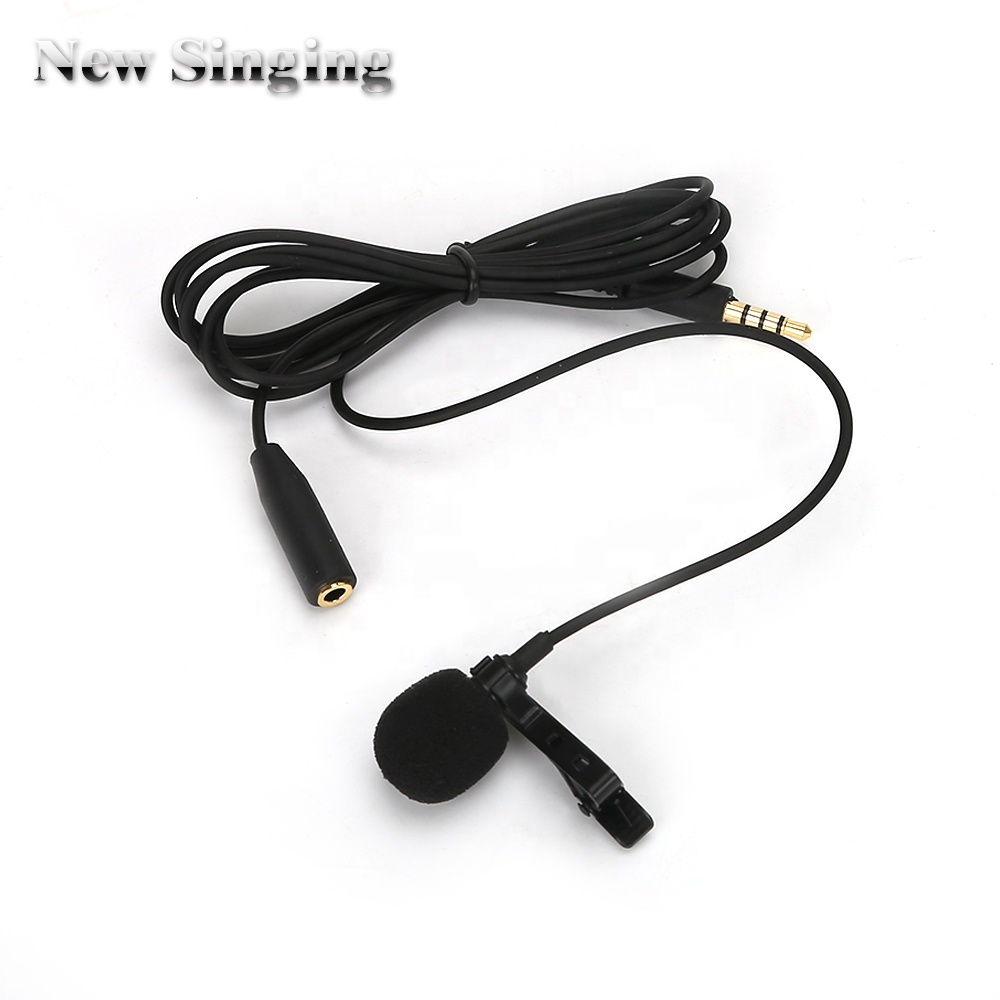 2018 high quality custom wired microphone accessories