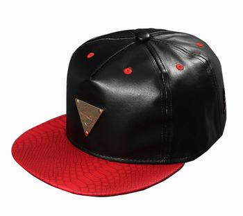 Strapback Hat Flat Brim Snapback Hats