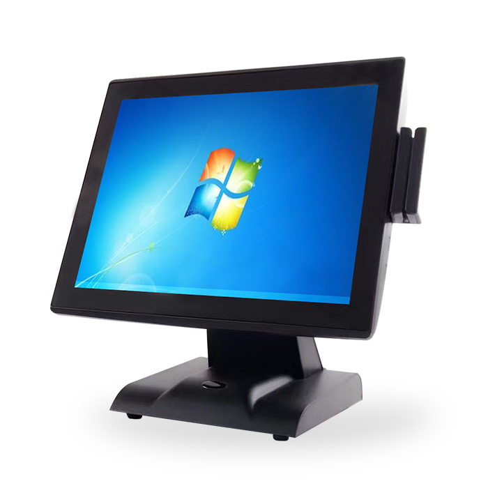 15 inch pos systeem touchscreen met MSR