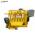 QMR40-3A high quality move concrete cement hollow block brick interlock paver making machine price in India