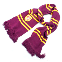 Best selling and high quality harry potter new style lady scarf