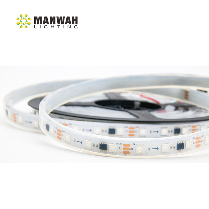 Ip68 2811B Rgb Led Pixel Rgbw 60 LEDs Ws2812 Ws2811 Led Strip