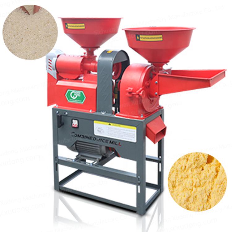 DAWN AGRO Mini Satake Rice Milling Combined Rice Mill Machine Auto Wheat Flour Mill Plant Price in Bangladesh