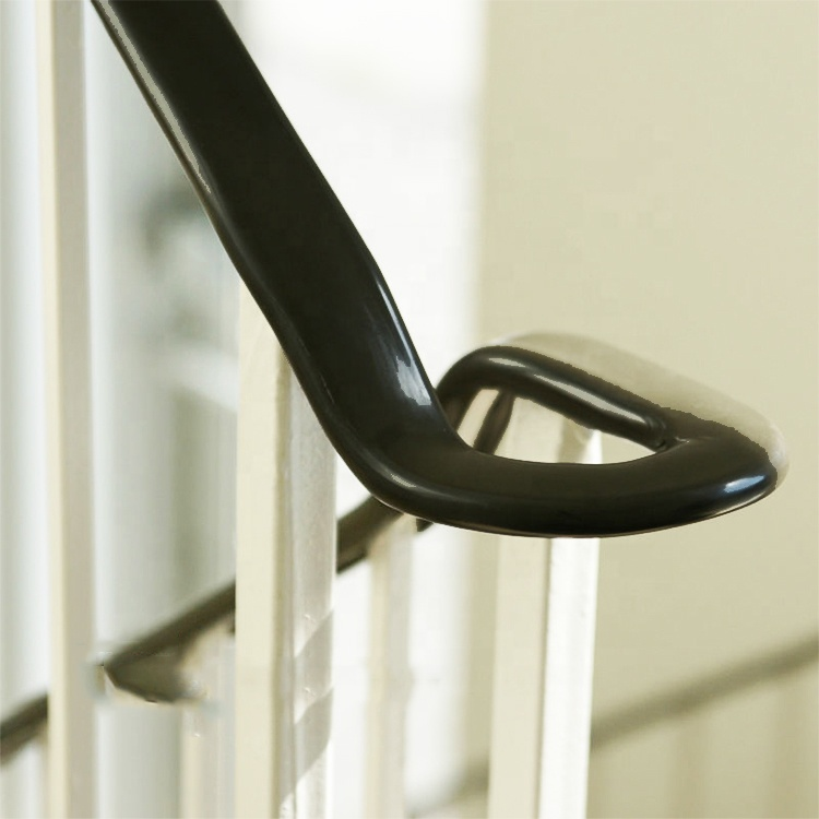 Good Quality Factory Wholesale Soft Anti-aging Plastic Pvc Stair Handrail Cover