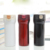 500ml Black Stainless Steel Sweat Proof Wide Mouth Travel Thermos Mug with Flip Cap