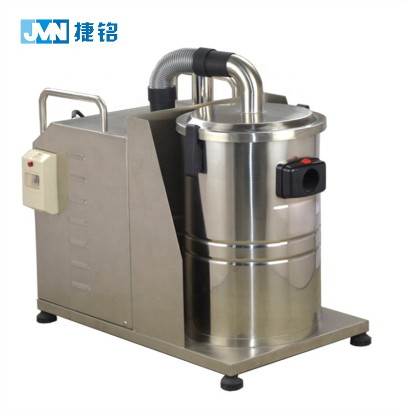 China factory direct Jieming JM-150 380 볼트 stainless steel 먼지 수집기 산업 진공 청소기 price