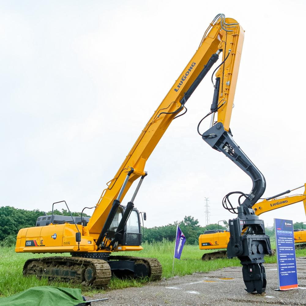 VS250/280/300 Vibratory Hammer Pile Driver Moment Training Excavator Technical Parts Sales Hydraulic-1 vibro hammer