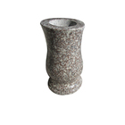 G664 Granite Tombstone Usage Granite Memorial Vase Granite Tombstone