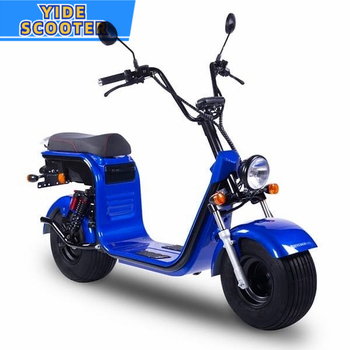 Electric Bike 2019 YIDE Europe Factory Price Auto Moto Scooter/Citycoco