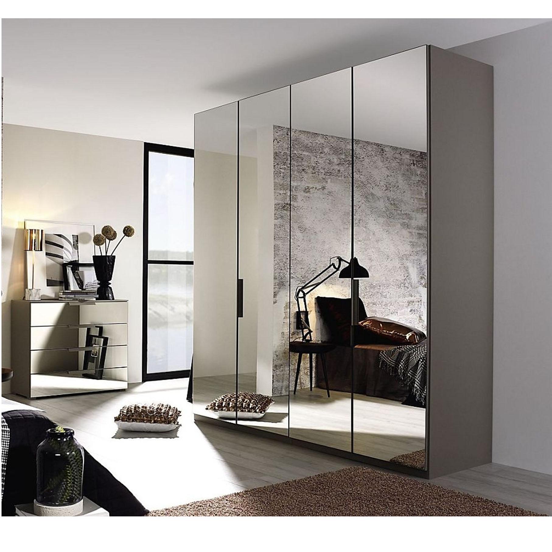 dressing negro con espejo ikea puerta correzida