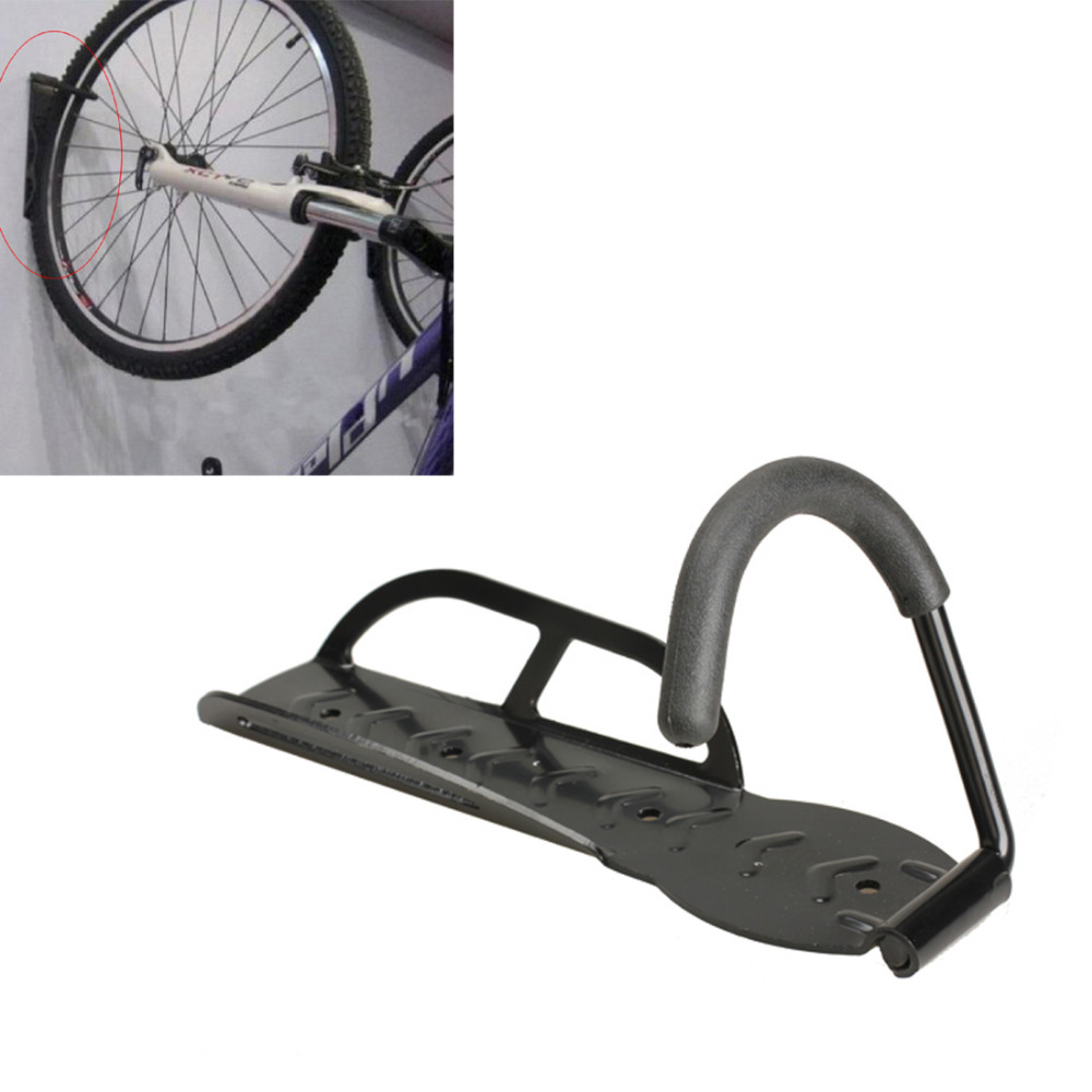 Bike Wall Holder MTB Showing Stand Hanger Wall Mounted Bicycle Storage Hook Rack Bicycle Accessories