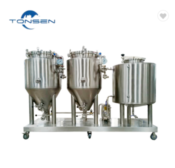 110V / 220V High Quality All In One Brewing Machine / All Grain Brewing / USA Canada Japan Microbrewery System