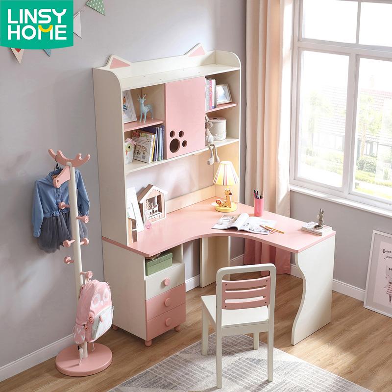 Pink Lovely Home Bedroom Corner Wood