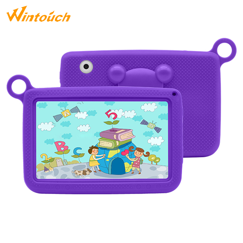 Allwinner A33 Wintouch Kid tablet pc 7 inch touch screen android tablet for kids education