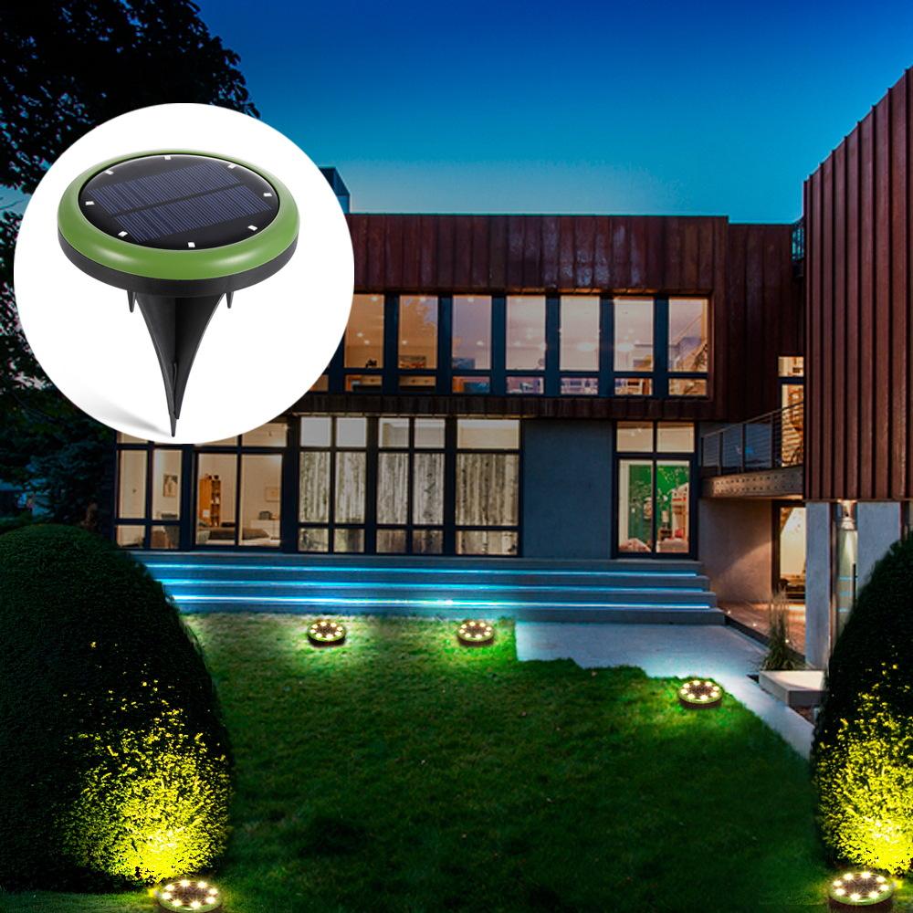 LTC013 Garden Beautiful Landscape Spike Lighting Outdoor Lamp Solar LED Ground Lights