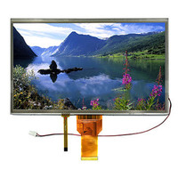 10.1 inch 1280x800 pixels TFT lcd monitor digital module with RTP