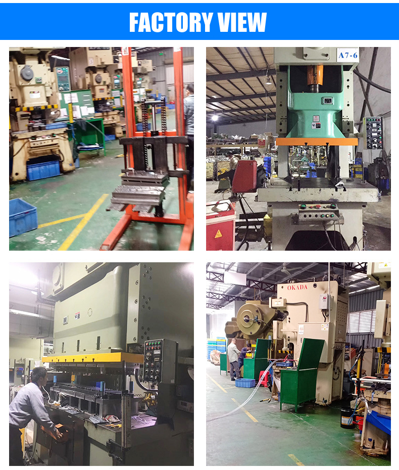 d2 steel die fabrication services sheet metal stamping made in China