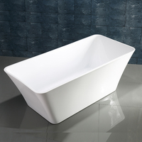 Proway Bathtub indoor GF-3048 duravit bathtub, corner cheap copper bathtub 120x120