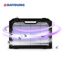 Hot sales Bug Zapper Insect Killer With CE And RoHs Certificate Pest Control Electronic LED Mosquito Killer Lamp